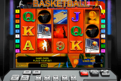 basketball novomatic casino gokkasten