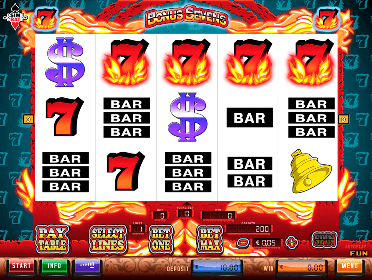 Spiele Crazy Sevens - Video Slots Online