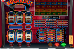 Breakout Slots - Try your Luck on this Casino Game