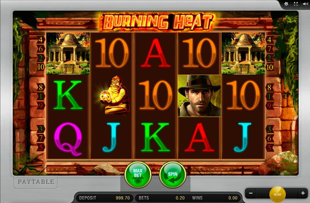 burning heat merkur casino gokkasten