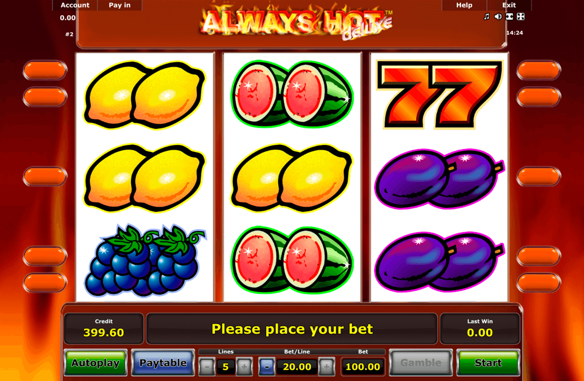 Spiele Hot Twenty - Video Slots Online