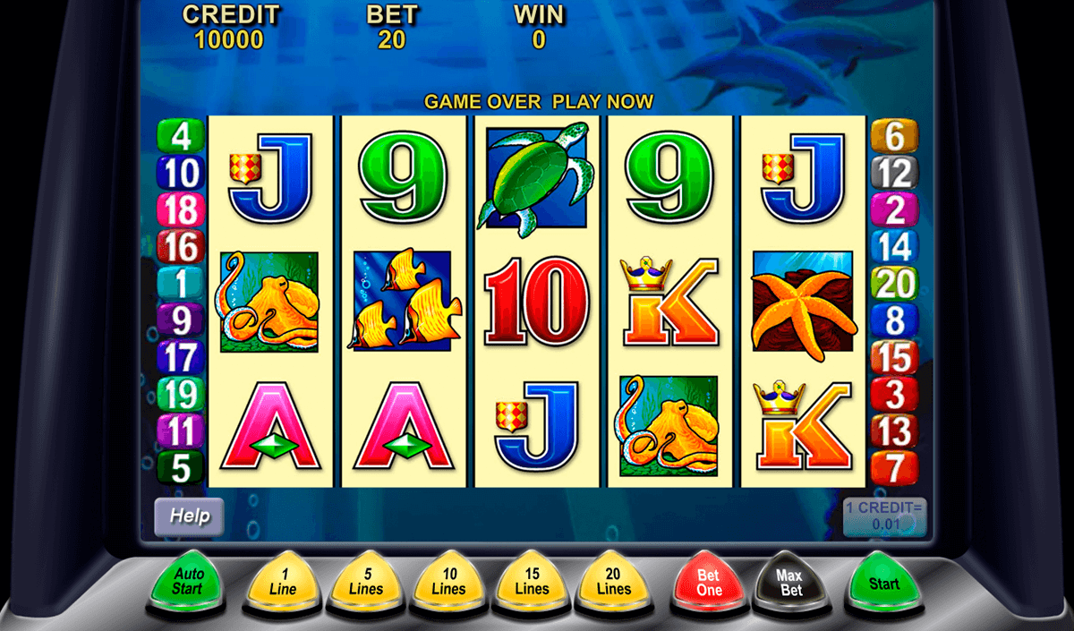 dolphin treasure aristocrat casino gokkasten