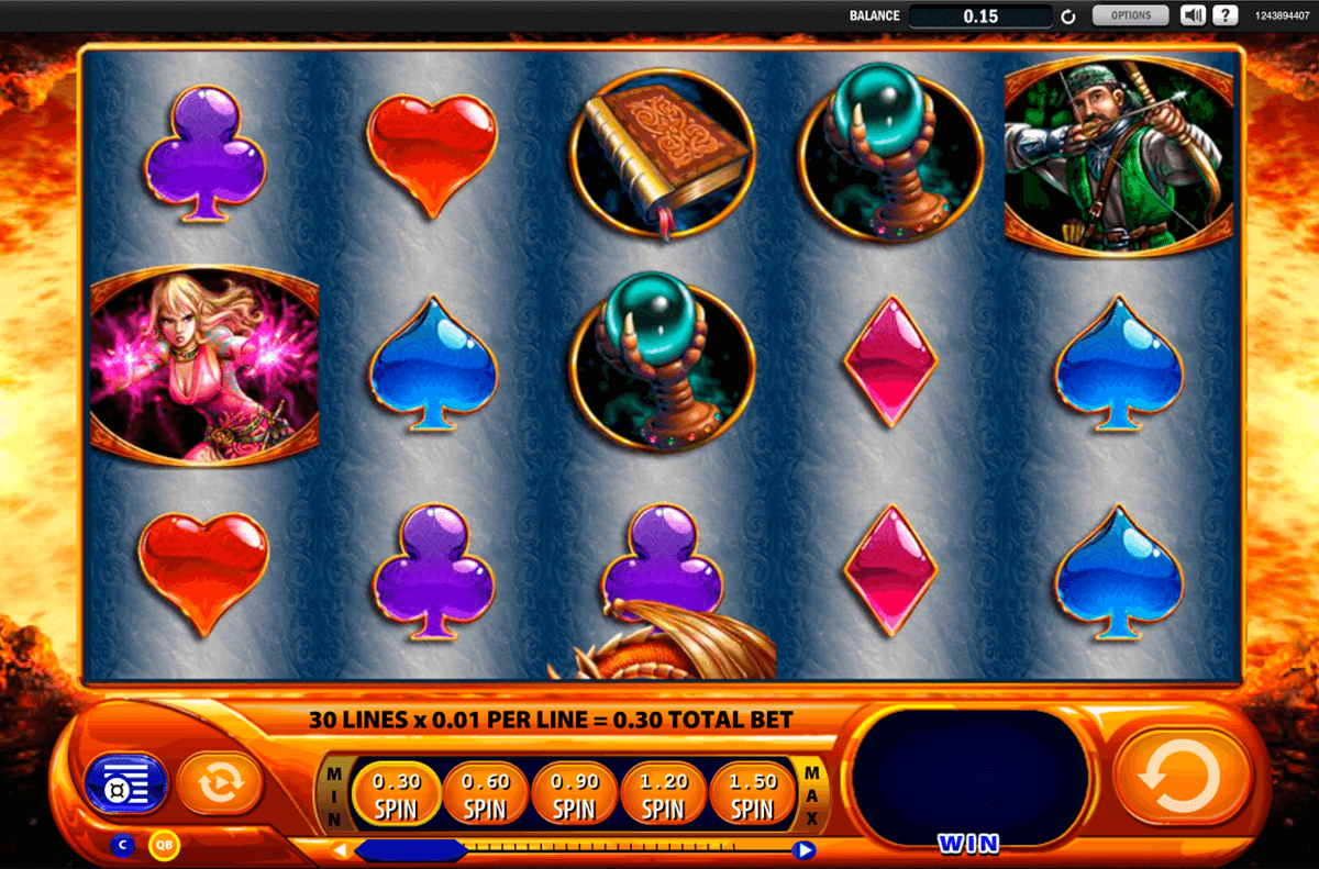 dragons inferno wms casino gokkasten