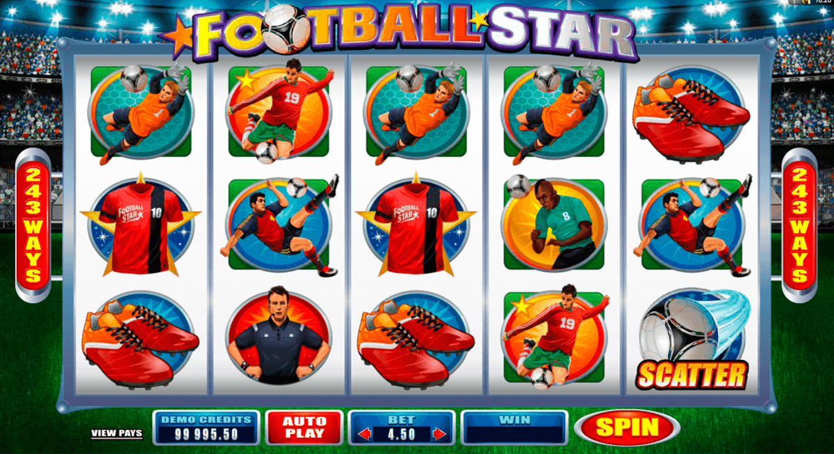 football star microgaming casino gokkasten