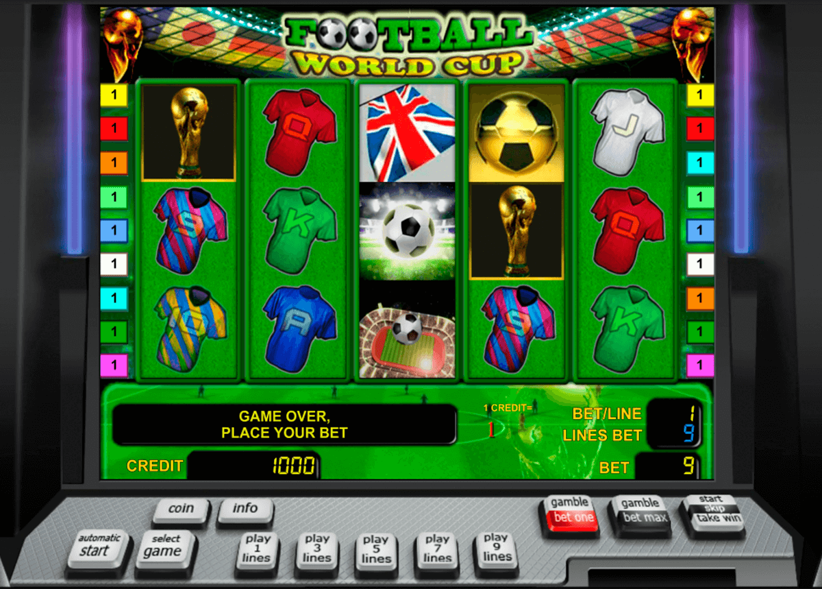 football world cup novomatic casino gokkasten