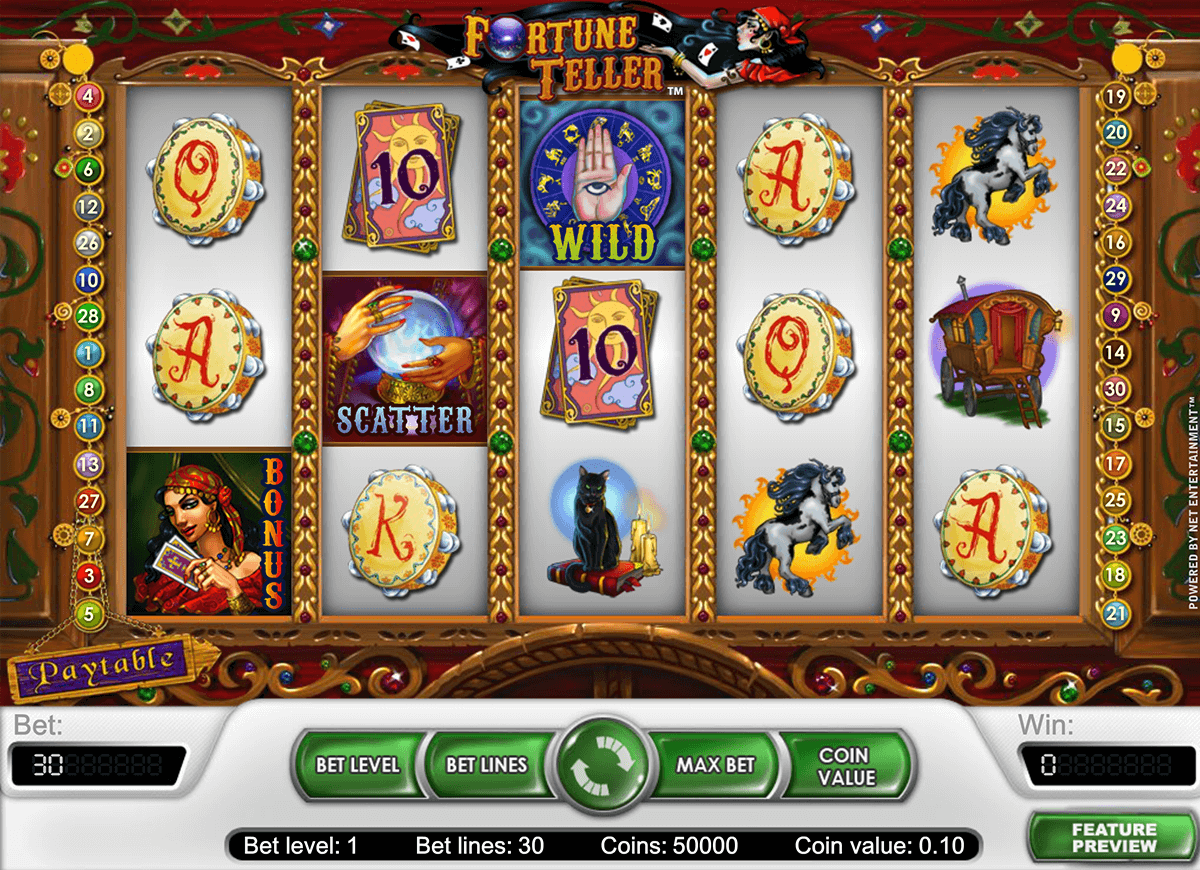 Top 10 slot machine game
