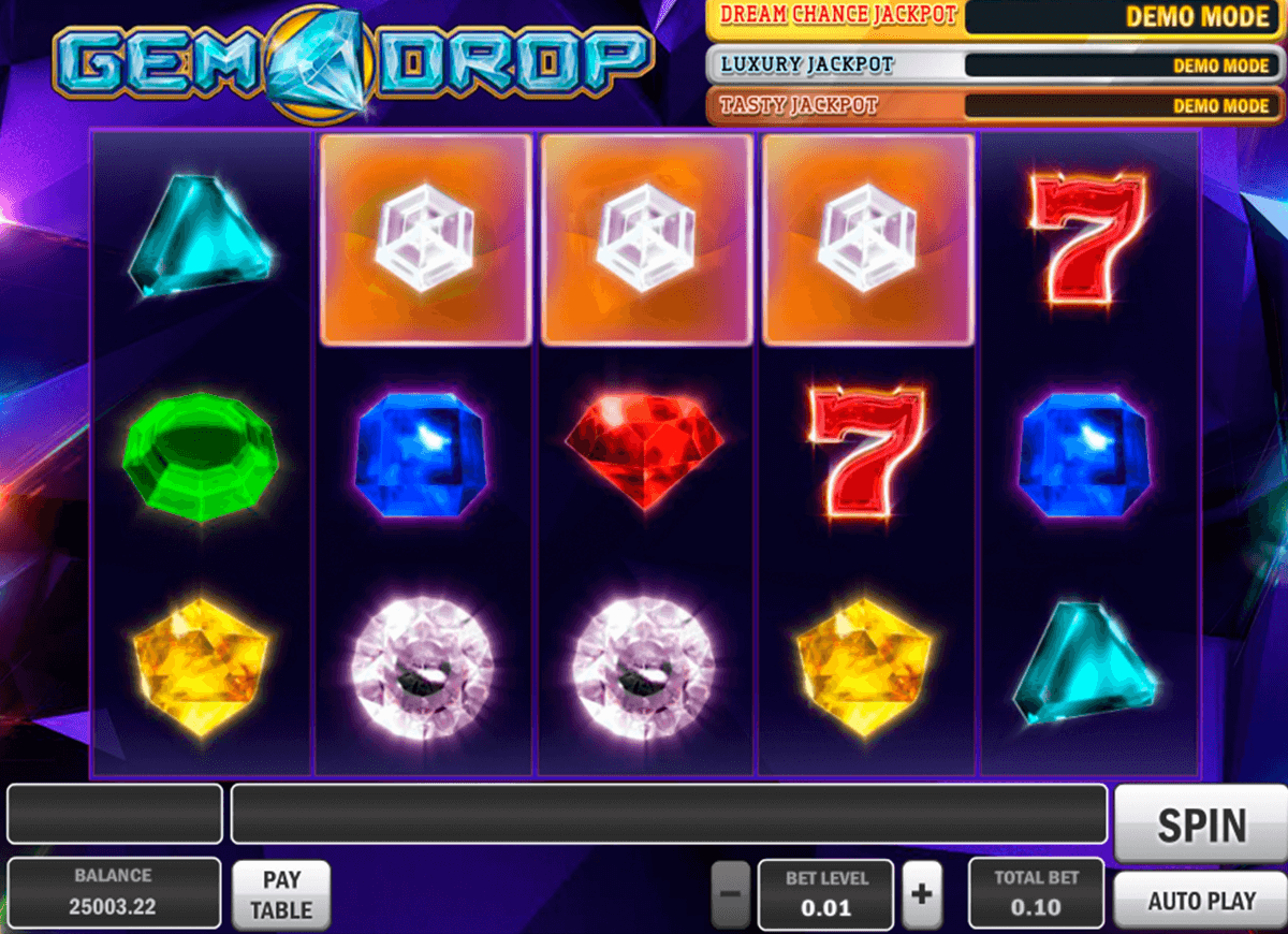 gem drop playn go casino gokkasten