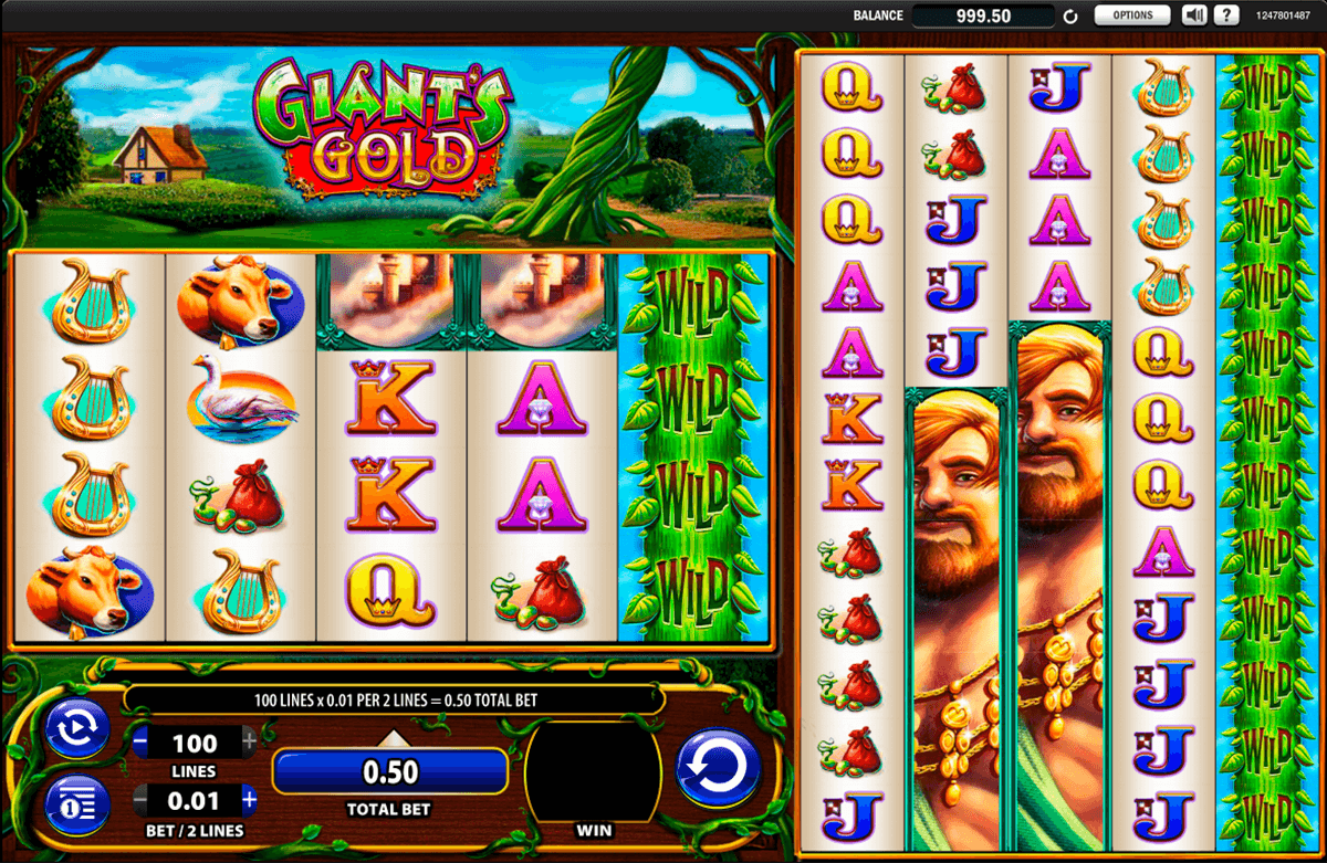 giants gold wms casino gokkasten