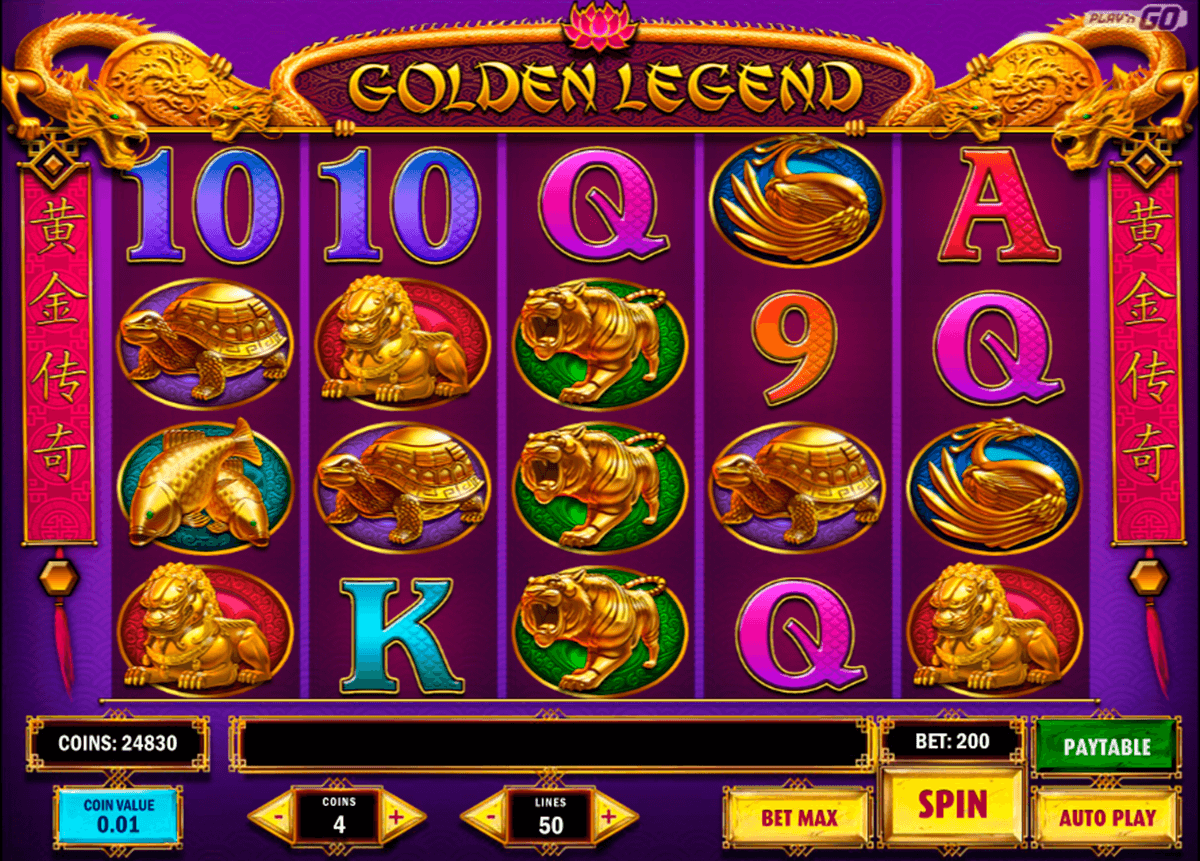 golden legend playn go casino gokkasten