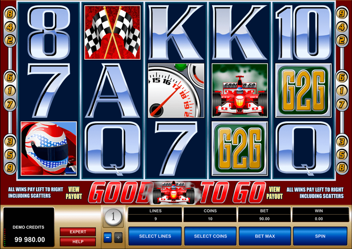 good to go microgaming casino gokkasten