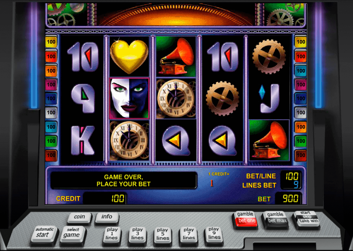 heart of gold novomatic casino gokkasten