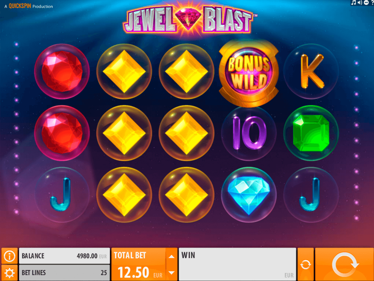 jewel blast quickspin casino gokkasten