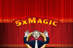 logo 5x magic playn go gokkast spelen