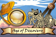 logo age of discovery microgaming gokkast spelen
