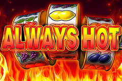 logo always hot novomatic gokkast spelen
