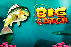 logo big catch novomatic gokkast spelen