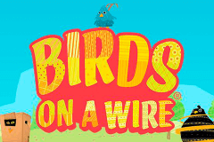logo birds on a wire thunderkick gokkast spelen