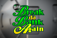 logo break da bank again megaspin microgaming gokkast spelen
