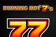 logo burning hot sevens novomatic gokkast spelen