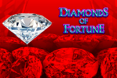 logo diamonds of fortune novomatic gokkast spelen