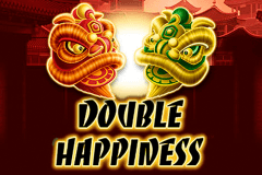 logo double happiness aristocrat gokkast spelen