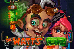 logo dr watts up microgaming gokkast spelen