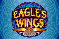 logo eagles wings microgaming gokkast spelen