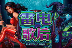 logo electric diva microgaming casino gokkasten