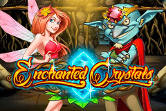 logo enchanted crystals playn go gokkast spelen