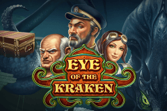 logo eye of the kraken playn go gokkast spelen