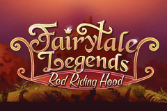 logo fairytale legends red riding hood netent gokkast spelen