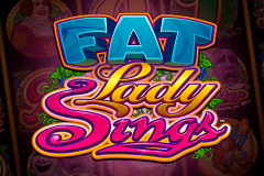 logo fat lady sings microgaming gokkast spelen