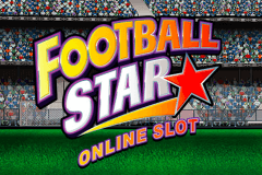 logo football star microgaming gokkast spelen