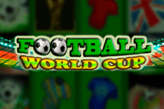 logo football world cup novomatic gokkast spelen