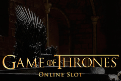 logo game of thrones 15 lines microgaming gokkast spelen
