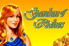 logo garden of riches novomatic gokkast spelen