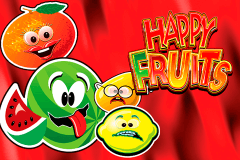 logo happy fruits novomatic gokkast spelen