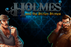 logo holmes and the stolen stones gokkast spelen