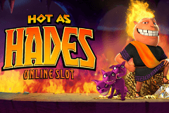 logo hot as hades microgaming gokkast spelen