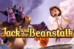 logo jack and the beanstalk netent gokkast spelen