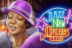 logo jazz of new orleans playn go gokkast spelen