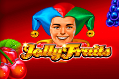 logo jolly fruits novomatic gokkast spelen