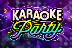 logo karaoke party microgaming gokkast spelen
