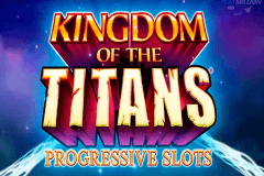 logo kingdom of the titans wms gokkast spelen