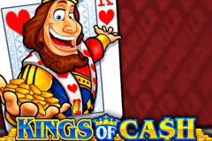 logo kings of cash microgaming gokkast spelen