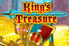 logo kings treasure novomatic gokkast spelen