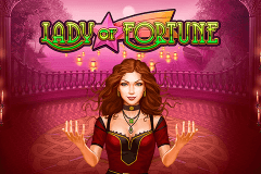 logo lady of fortune playn go gokkast spelen