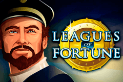 logo leagues of fortune microgaming gokkast spelen
