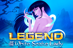 logo legend of the white snake lady yggdrasil gokkast spelen