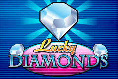 logo lucky diamonds playn go gokkast spelen